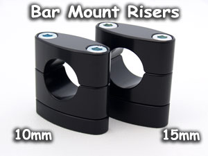 Bar Mount Risers